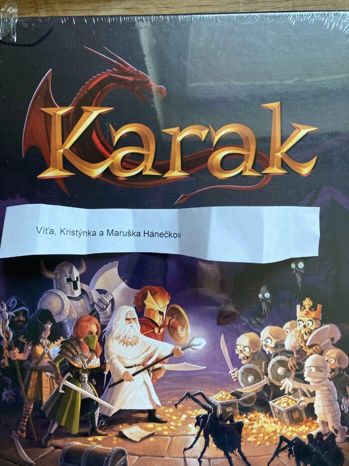 Hra Karak